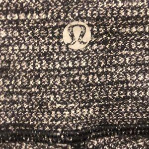 lululemon athletica Pants - Lululemon black and white legging, sz 4, 71279